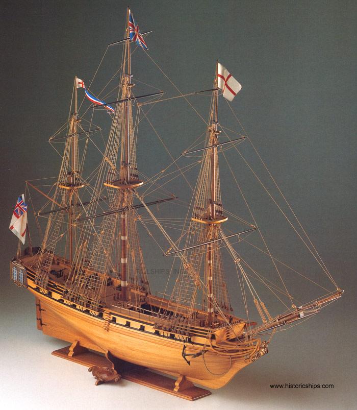 Hms Unicorn Paint Set Sm11ps Historic Ships