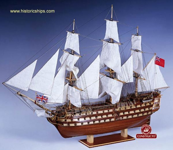 HMS Victory 1:94 Scale