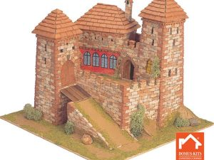 Medieval Stone Castle by Domus