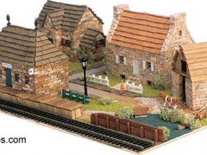 New England Village Set by Domus