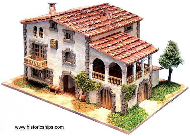 Southwest Ranch House (DK40951)