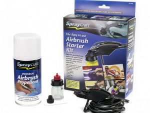 Spraycraft Airbrush Starter Kit