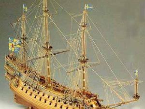 Swedish Warship Wasa