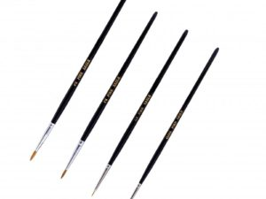 Pure Sable Brush Set