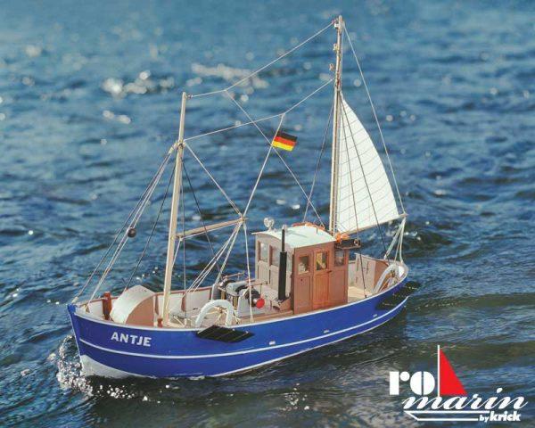 Antje Fisherboat