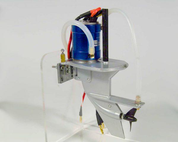 S85 Flex outboard motor