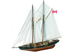 BLUENOSE II: A REGATTAS MODEL