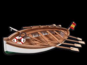 elcano lifeboat