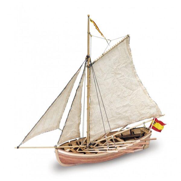 San Juan Nepomuceno's Boat