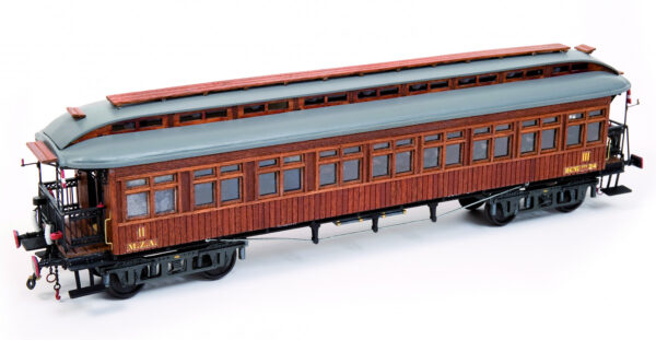 Passenger's Coach by OcCre