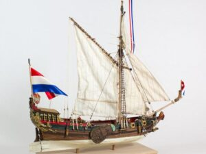 Dutch Statenjacht Kolderstok Kit