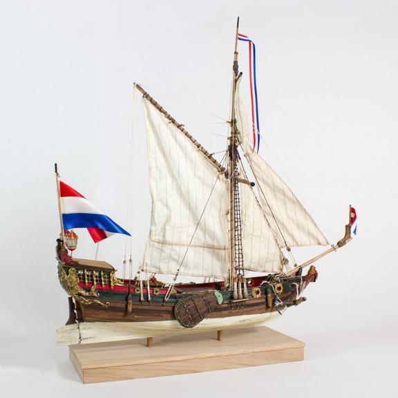 Dutch Statenjacht Kolderstok Kit
