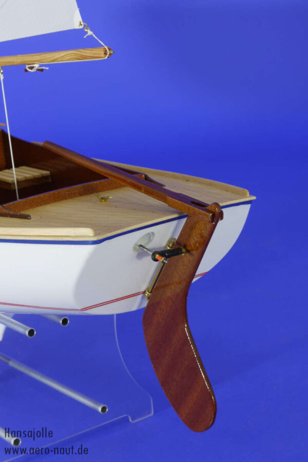 Hansa dinghy