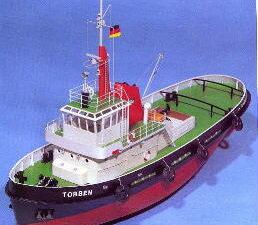 Torben Harbor Tug