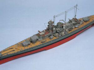 SCHARNHORST Battleship