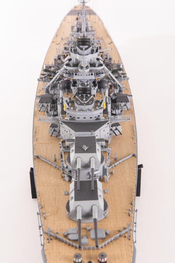 Battleship Bismark by Amati