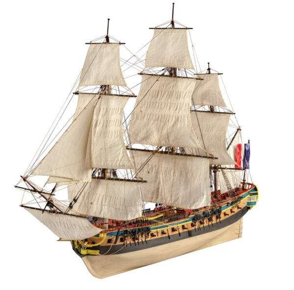Frigate Hermione by Disar Model