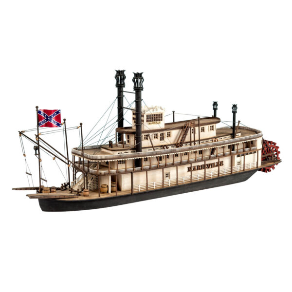 Marieville Paddlewheel Riverboat by Disar Model